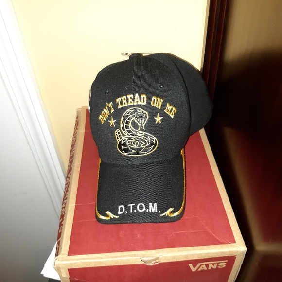 Other - Dont Tread On Me Velcro Dad Hat